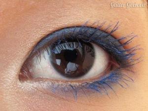 wearing-ysl-blue-mascara